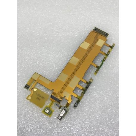 Nappe POWER / Volume / Vibreur / Micro ORIGINALE - SONY Xperia Z3 - D6603 / D6643 / D6653