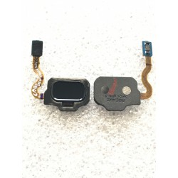 Lecteur d'empreinte Digitale Noir Carbone ORIGINAL - SAMSUNG Galaxy S8 / SM-G950F - S8+ / SM-G955F