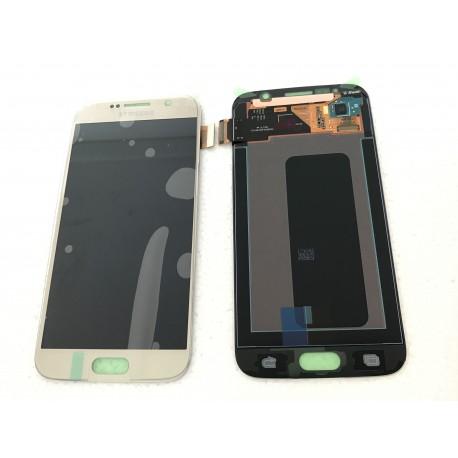Bloc Avant ORIGINAL Or - SAMSUNG Galaxy S6 - G920F
