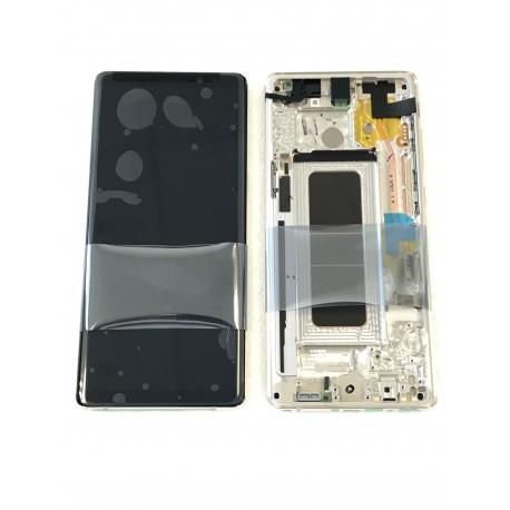 Bloc Avant ORIGINAL OR Topaze - SAMSUNG Galaxy Note8 / SM-N950F / SM-N950F/DS