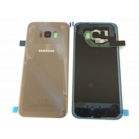 Vitre Arrière ORIGINALE Or Erable - SAMSUNG Galaxy S8+ - SM-G955F