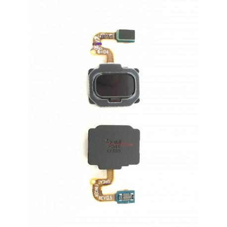 Lecteur d'empreinte Digitale Noir ORIGINAL - SAMSUNG Galaxy Note8 / SM-N950F / SM-N950F/DS