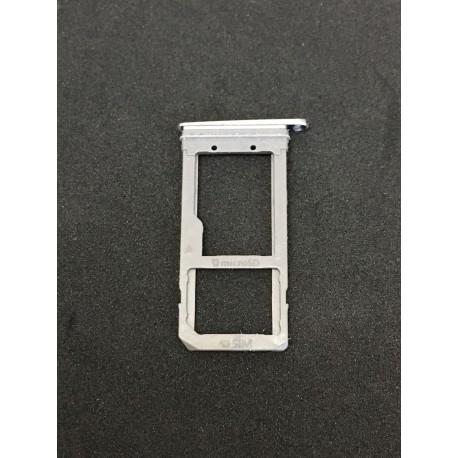 Tiroir de carte sim Noir ORIGINAL - SAMSUNG Galaxy S7 Edge - G935F