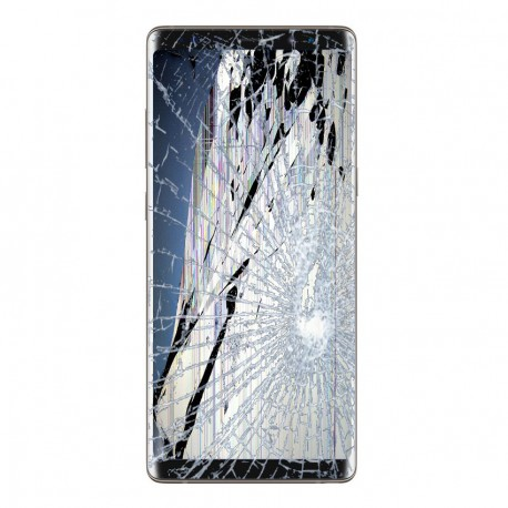 [Réparation] Bloc Avant ORIGINAL OR Topaze - SAMSUNG Galaxy Note8 / SM-N950F / SM-N950F/DS