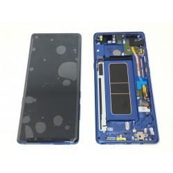 Bloc Avant ORIGINAL Bleu Roi - SAMSUNG Galaxy Note8 / SM-N950F / SM-N950F/DS