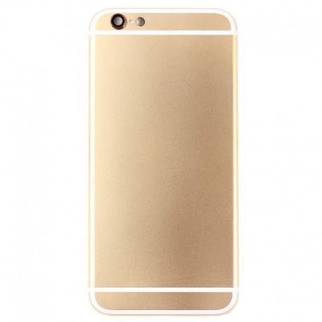 Châssis / Coque Arrière Or - iPhone 6S Plus