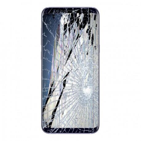 [Réparation] Bloc Avant ORIGINAL Orchidée / Violet - SAMSUNG Galaxy S8+ - SM-G955F
