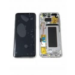 Bloc Avant ORIGINAL Argent Polaire - SAMSUNG Galaxy S8 - SM-G950F