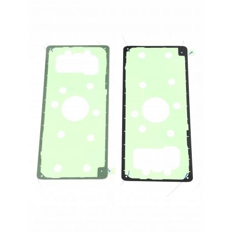 Adhésif Double Face ORIGINAL de Contour pour Vitre Arrière - SAMSUNG Galaxy Note8 / SM-N950F / SM-N950F/DS