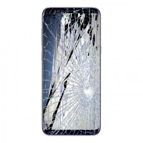 [Réparation] Bloc Avant ORIGINAL Rose Poudré - SAMSUNG Galaxy S8+ - SM-G955F