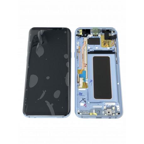 Bloc Avant ORIGINAL Bleu Océan - SAMSUNG Galaxy S8+ - SM-G955F