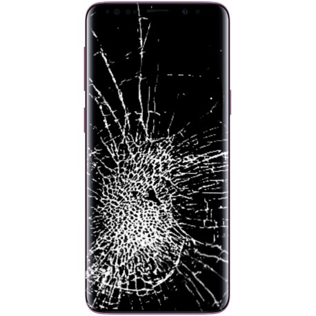 [Réparation] Ecran Complet ORIGINAL Ultra Violet - SAMSUNG Galaxy S9 / SM-G960F