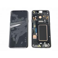 Bloc écran Complet ORIGINAL Noir Carbone - SAMSUNG Galaxy S9+ / SM-G965F