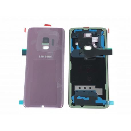 Vitre Arrière ORIGINALE Ultra Violet - SAMSUNG Galaxy S9 / SM-G960F