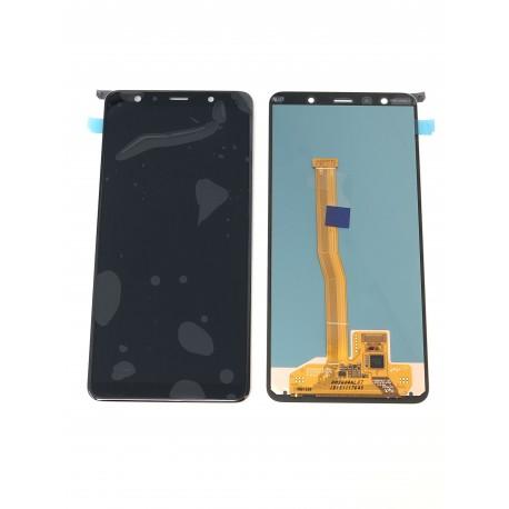 Bloc écran ORIGINAL pour SAMSUNG Galaxy A7 2018 - A750F - Présentation avant / arrière