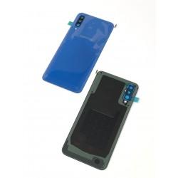 Vitre arrière ORIGINALE Bleue pour SAMSUNG Galaxy A50 - A505F