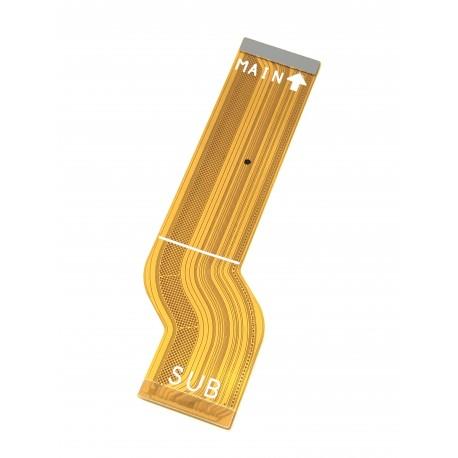 Nappe de liaison connecteur de charge vers carte mère ORIGINALE pour SAMSUNG Galaxy A40 - A405F - Présentation avant