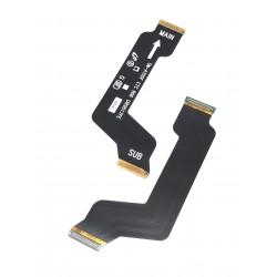Nappe de liaison connecteur de charge vers carte mère ORIGINALE pour SAMSUNG Galaxy A70 - A705F