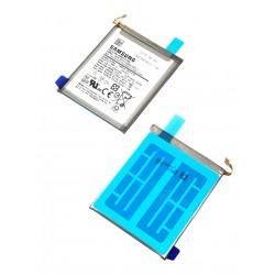 Batterie ORIGINALE EB-BA202ABU pour SAMSUNG Galaxy A20e - A202F - Présentation avant / arrière