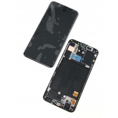Bloc écran complet ORIGINAL pour SAMSUNG Galaxy A40 - A405F - Présentation avant / arrière