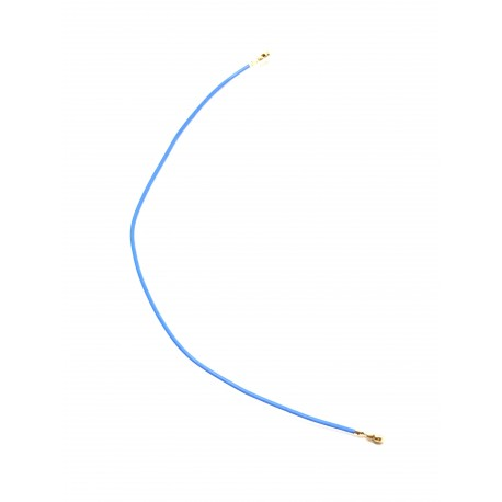 Câble antenne coaxial CBF bleu ORIGINAL pour SAMSUNG Galaxy A20e - A202F - Présentation du câble