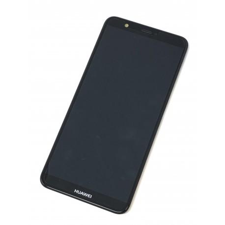 Bloc écran complet ORIGINAL Noir pour HUAWEI P Smart - Présentation avant