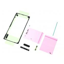 Kit d'adhésif double face Rework ORIGINAL de vitre arrière pour SAMSUNG Galaxy Note10+ - N975F - Présentation du contenu