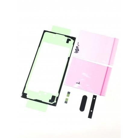 Kit d'adhésif double face Rework ORIGINAL de vitre arrière pour SAMSUNG Galaxy Note10 - N970F - Présentation du contenu