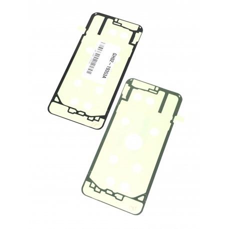 Adhésif double face ORIGINAL de vitre arrière pour SAMSUNG Galaxy A30s - A307F - Présentation avant / arrière