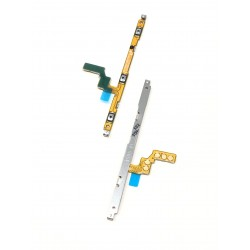 Nappe de boutons power et volume ORIGINALE pour SAMSUNG Galaxy A30S - A307F / Galaxy A40 - A405F / Galaxy A50 - A505F