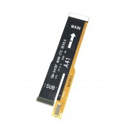 Nappe de liaison connecteur de charge / écran vers carte mère ORIGINALE pour SAMSUNG Galaxy A41 - A415F
