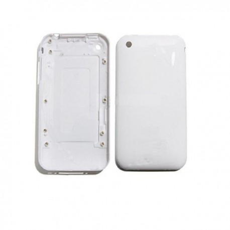Coque Arrière Blanche - iPhone 3G - iPhone 3GS