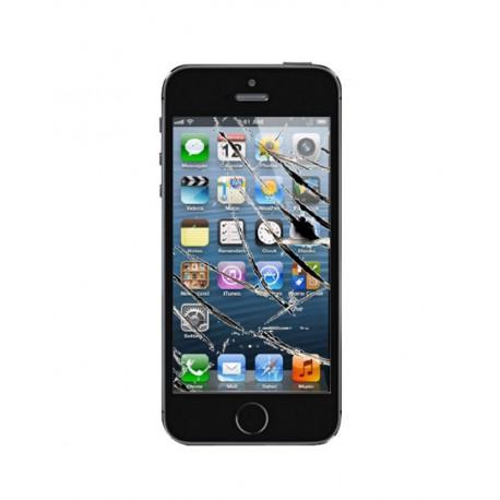 [Réparation] Bloc Avant ORIGINAL Noir - iPhone 5S