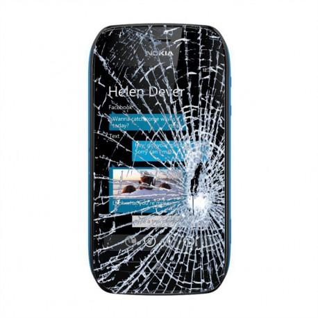 [Réparation] Bloc Tactile ORIGINAL Noir - NOKIA Lumia 710