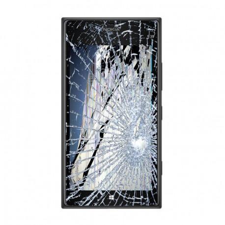 [Réparation] Bloc Avant ORIGINAL Noir - NOKIA Lumia 1520