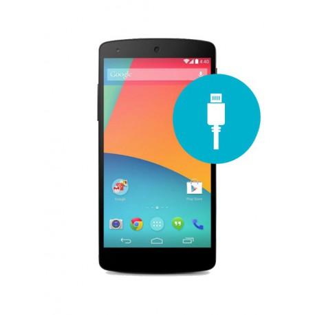 Connecteur de Charge Micro USB / Micro ORIGINAL - LG Nexus 5 D820