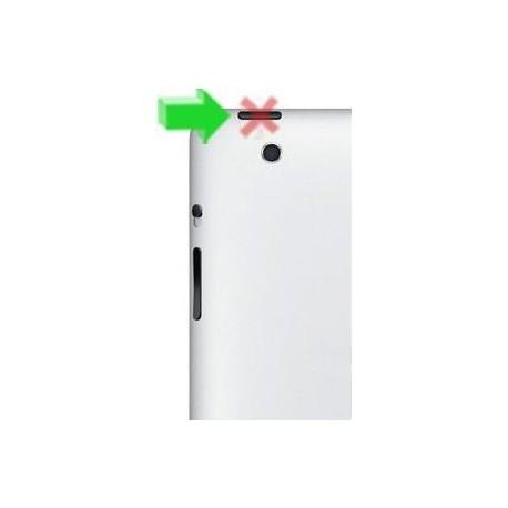 [Réparation] Nappe de Bouton POWER / Volume / Vibreur ORIGINALE v2012 - iPad 2