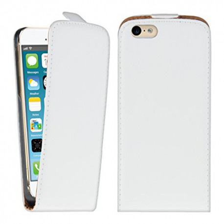 Housse de Protection BLANCHE - iPhone 6 / 6S
