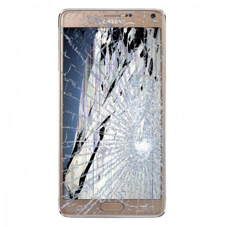 [Réparation] Bloc Avant ORIGINAL OR - SAMSUNG Galaxy NOTE 4 - N910