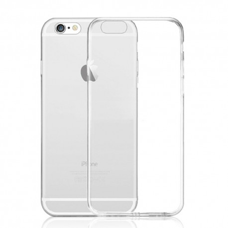 Coque Silicone Crystal - iPhone 6 / 6S
