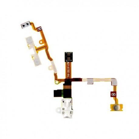 Nappe Jack - iPhone 3G Blanc