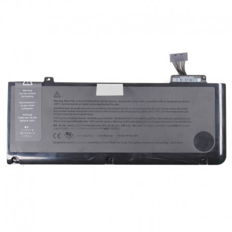 "Batterie - Apple MacBook Pro 13"" - A1278 / A1322"