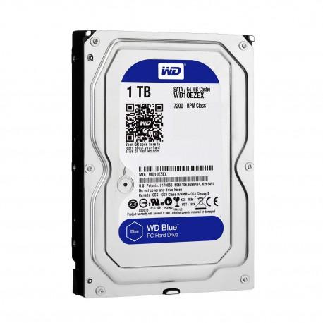 Disque Dur 3.5p - Western Digital 1TB - Sata 3